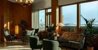 Original Sokos Hotel Vaakuna Helsinki - הלסינקי - טרקלין
