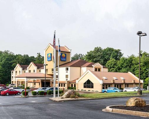 Comfort Inn & Suites LaVale - Cumberland - La Vale - Gebäude