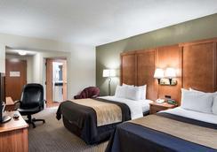 Comfort Inn & Suites LaVale - Cumberland - La Vale - Schlafzimmer