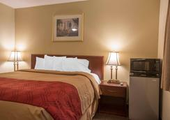 Econo Lodge - Manchester - Bedroom