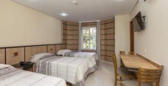Hotel America do Sul - סאו פאולו - חדר שינה