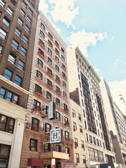 Heritage Hotel New York City - Нью-Йорк - Здание