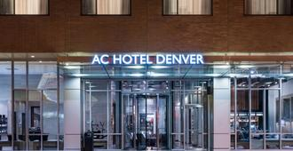 AC Hotel by Marriott Denver Downtown - Denver - Building