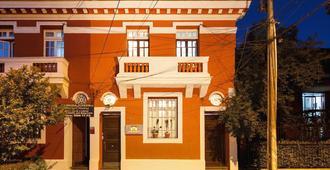 Italia Suite - Santiago - Edifício