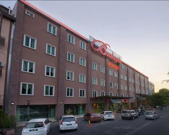 Hotel Bahagia - Kuah - Dış görünüm