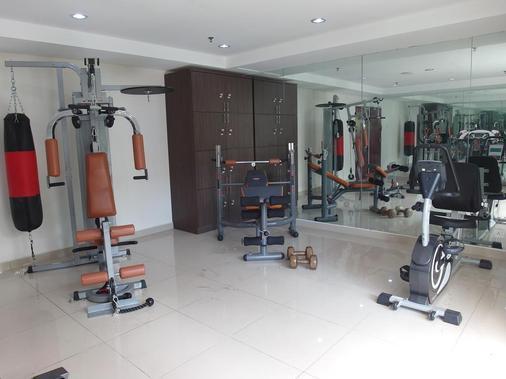 Hotel Bahagia - Kuah - Γυμναστήριο