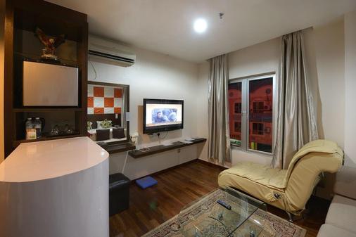 Hotel Bahagia - Kuah - Σαλόνι
