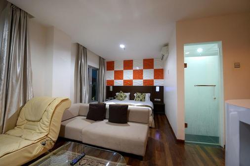 Hotel Bahagia - Kuah - Κρεβατοκάμαρα