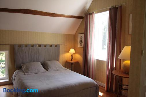 Les Jardins de L'Aulnaie - Pacy-sur-Eure - Bedroom
