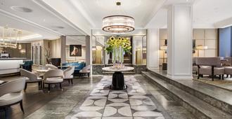 Hotel Continental - Oslo - Lobby