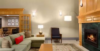 南羅切斯特卡爾森鄉村套房酒店 - 羅徹斯特 - 羅徹斯特 - 客廳