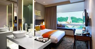 Park Regis Singapore - Singapore - חדר שינה