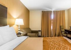 Comfort Inn - Barrie - Phòng ngủ