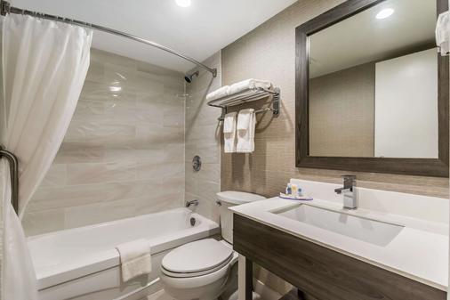Comfort Inn - Barrie - Phòng tắm