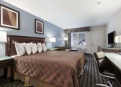 Days Inn by Wyndham Morton - Morton - Bedroom