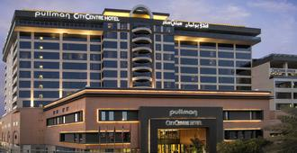 Pullman Dubai Creek City Centre - Dubai - Rakennus