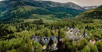 Green Mountain Hotel - Karpacz - Outdoors view