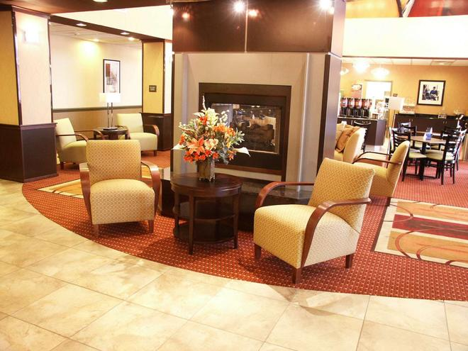 Hampton Inn & Suites Richmond/Virginia Center - Glen Allen - Oleskelutila