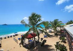 Mary's Boon Beach Resort & Spa - Simpson Bay - Beach