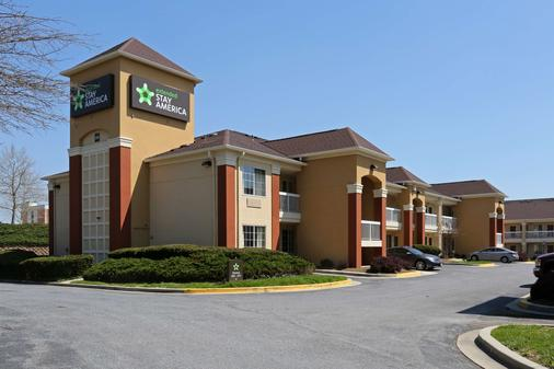 Extended Stay America - Baltimore - BWl Airport - International Dr - Λίθικουμ - Κτίριο