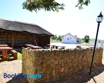 D'Aria Guest Cottages - Durbanville - Building