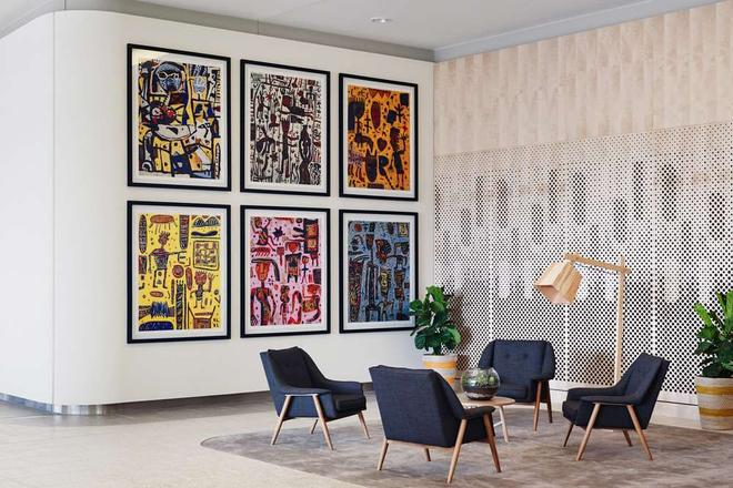 The Larwill Studio Melbourne - Art Series - Melbourne - Lobby