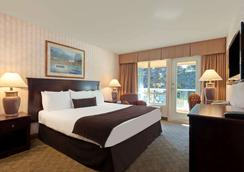 Ramada Limited Vancouver Airport - Richmond - Bedroom