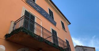 Albergo La Villetta - Sarzana - Edificio