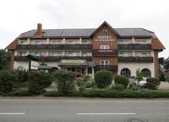 Hotel Blocksberg - Верніґероде - Будівля