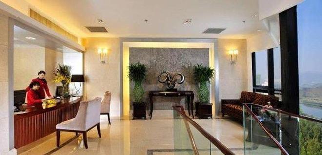 Best Western Premier Shenzhen Felicity Hotel - Shenzhen - Ρεσεψιόν