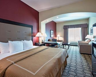 La Quinta Inn & Suites by Wyndham New Iberia - New Iberia - Bedroom