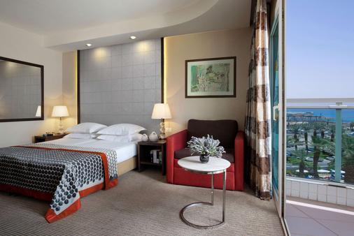 Dan Panorama Eilat - Eilat - Bedroom