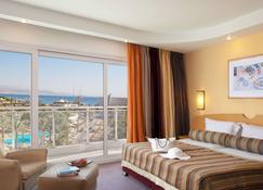 Dan Panorama Eilat - Эйлат - Спальня