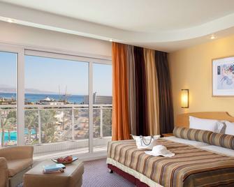 Dan Panorama Eilat - Ейлат - Спальня