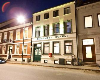 Sjøgløtt Hotell - Kristiansand - Bygning