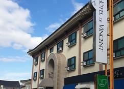 Hotel De Vincent - Gyeongju - Edificio