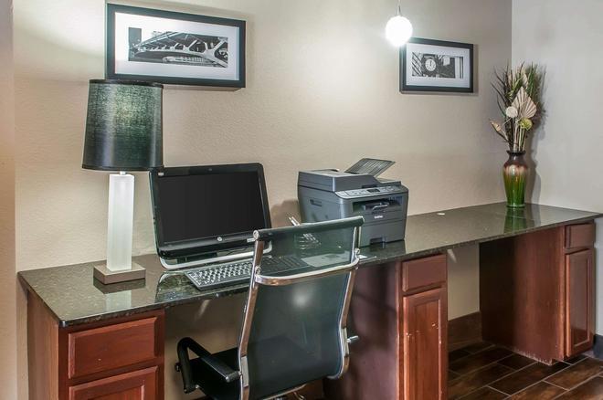 斯利普機場酒店 - 阿爾布奎克 - 阿布奎基 - 商務中心