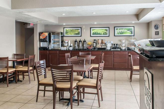 Sleep Inn Airport - Alburquerque - Restaurante