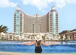 Four Seasons Hotel Alexandria at San Stefano - Alexandria - Building