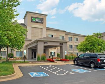 Extended Stay America - St. Louis - Airport - Central - Bridgeton - Gebäude