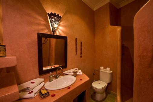 Riad LIMOUNA - Marrakech - Kylpyhuone