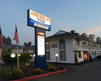 American Star Inn & Suites Atlantic City - Galloway - Rakennus