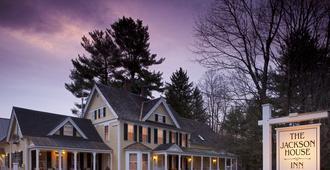 The Jackson House Inn - Woodstock - Building