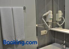 Cebeciler Otel - Trabzon - Bathroom