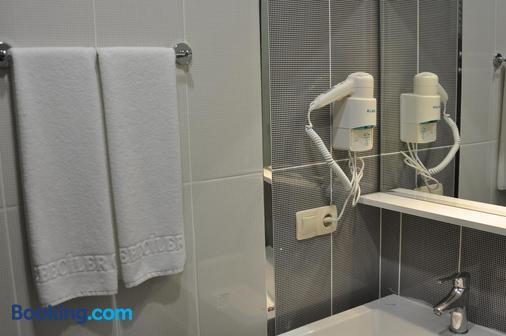 Cebeciler Otel - Trabzon - Banyo