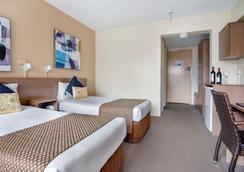 The Metropolitan Spring Hill - Brisbane - Phòng ngủ