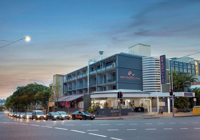 The Metropolitan Spring Hill - Brisbane - Rakennus