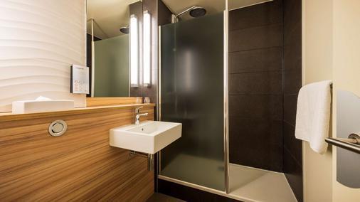 阿姆斯特丹祖杜斯特鐘樓酒店 - 阿姆斯特丹 - 阿姆斯特丹 - 浴室