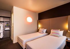 阿姆斯特丹祖杜斯特鐘樓酒店 - 阿姆斯特丹 - 阿姆斯特丹 - 臥室