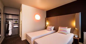 Campanile Hotel & Restaurant Amsterdam Zuid-Oost - Amsterdam - Bedroom